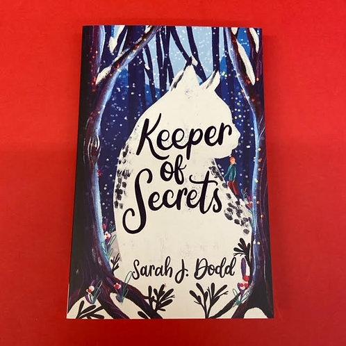 Keeper of Secrets | Sarah J Dodd