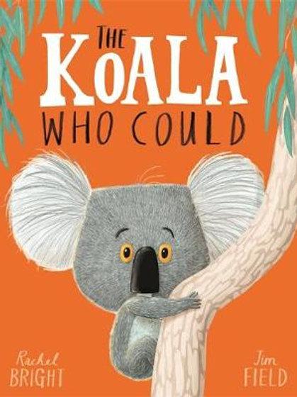 The Koala Who Could | Rachel Bright