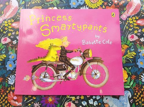 Princess Smartypants | Babette Cole