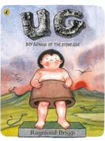 UG: Boy Genius of the Stone Age | Raymond Briggs