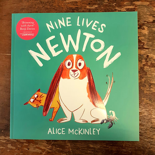 Nine Lives Newton | Alice McKinley