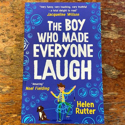 The Boy Who Made Everyone Laugh | Helen Rutter