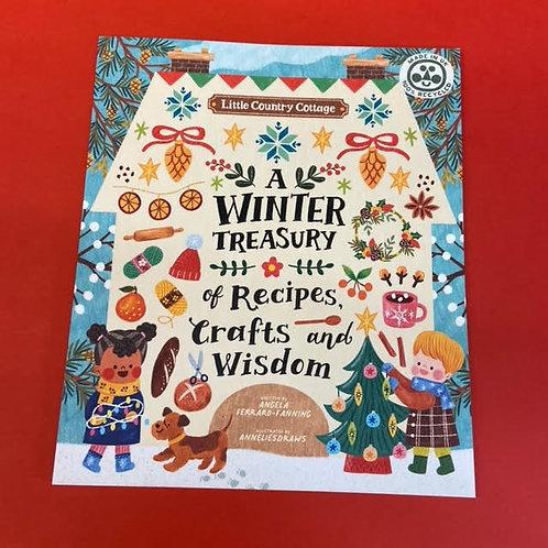 A Winter Treasury | Angela Ferraro-Fanning and Annelies Draws