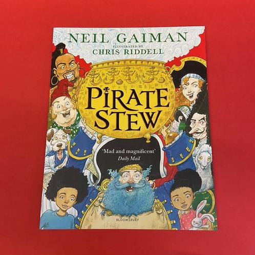 Pirate Stew | Neil Gaiman and Chris Riddell