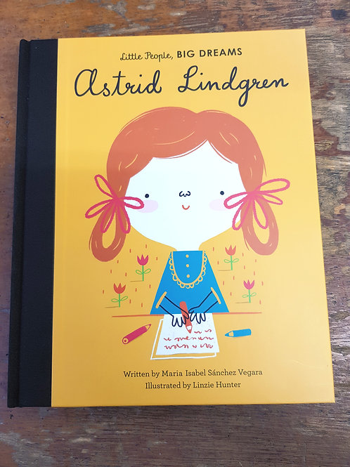 Astrid Lindgren [Little People Big Dreams] | Maria Isabel Sanchez Vegara