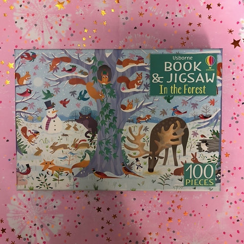 In The Forest Book and Jigsaw