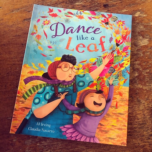 Dance Like a Leaf | A J Irving and Claudia Navarro