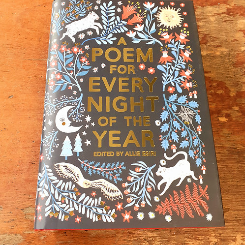 A Poem for Every Night of the Year | ed. by Allie Esiri