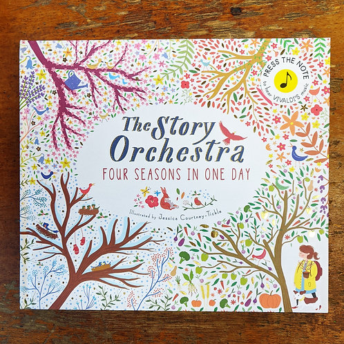 Vivaldi's Four Seasons in One Day (Story Orchestra)