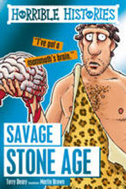 Savage Stone Age | Terry Deary