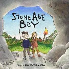 Stone Age Boy | Satoshi Kitamura