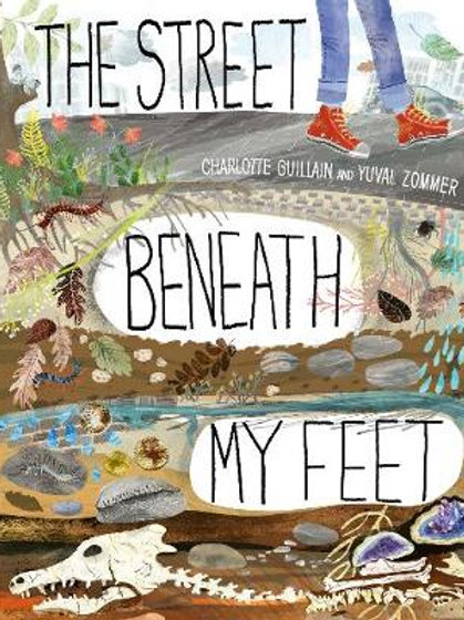 The Street Beneath My Feet   Yuval Zommer