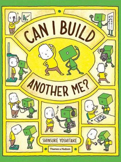Can I Build Another Me? | Shinsuke Yoshitake
