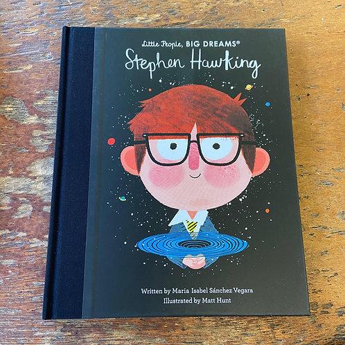 Stephen Hawking [Little People Big Dreams]   Maria Isabel Sanchez Vegara