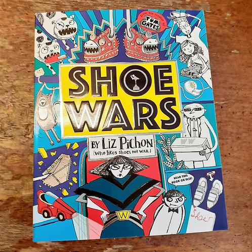 Shoe Wars | Liz Pichon