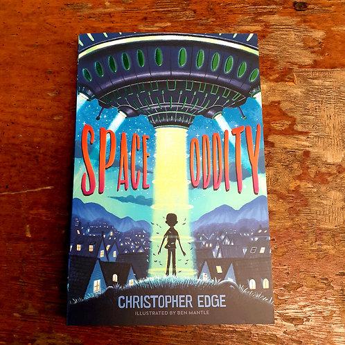 Space Oddity | Christopher Edge