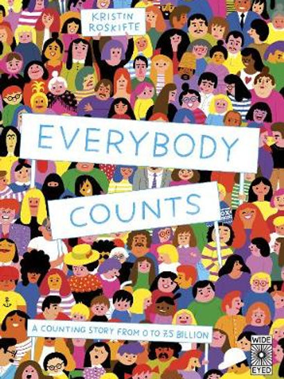 Everybody Counts | Kristin Roskifte