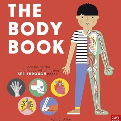 The Body Book Look Inside the Human Body | Hannah Alice