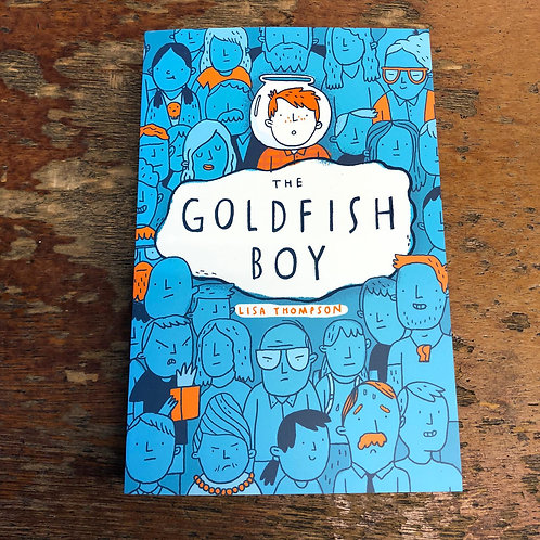 Goldfish Boy | Lisa Thompson