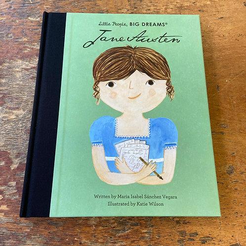 Jane Austen [Little People Big Dreams] | Maria Isabel Sanchez Vegara