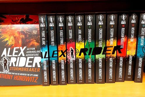 Alex Rider | Anthony Horowitz | series