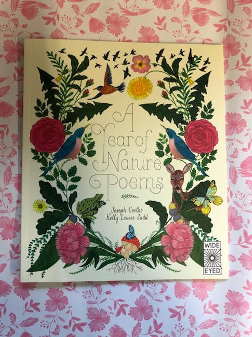 A Year of Nature Poems | Joseph Coelho and Kelly Louise Judd