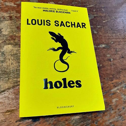 Holes | Louis Sachar
