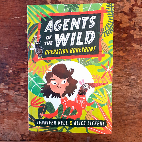 Agents of the Wild | Jennifer Bell
