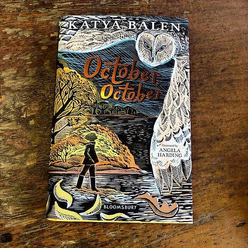 October, October | Katya Balen