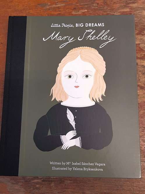 Mary Shelley [Little People Big Dreams] | Maria Isabel Sanchez Vegara