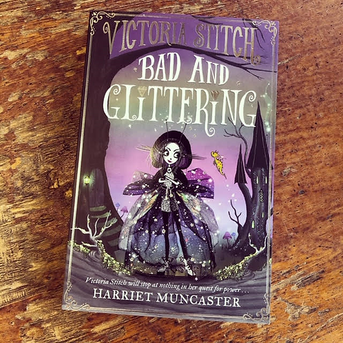 Victoria Stitch : Bad and Glittering | Harriet Muncaster