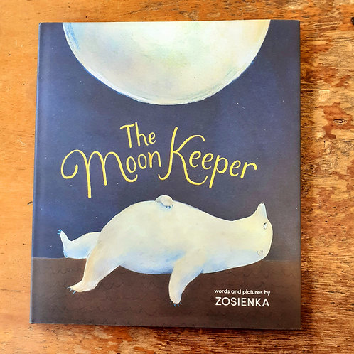 The Moon Keeper | Zosienka