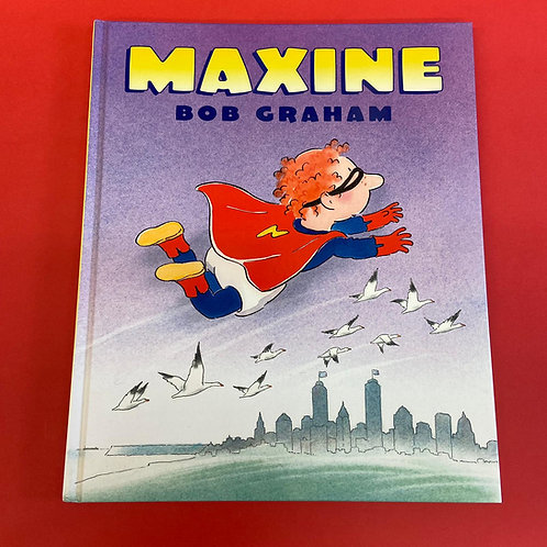 Maxine   Bob Graham