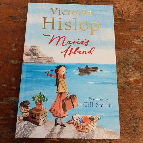 Maria's Island | Victoria Hislop