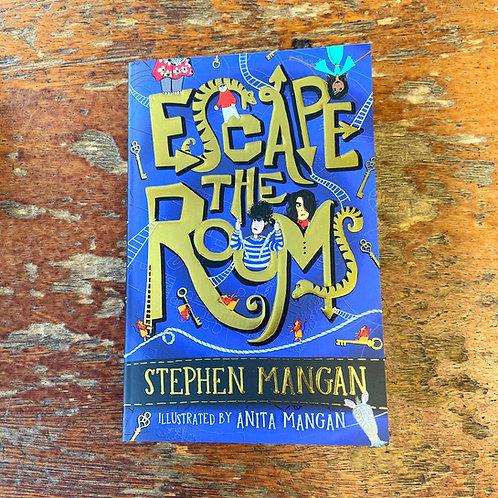 Escape The Rooms | Stephen Mangan & Anita Mangan