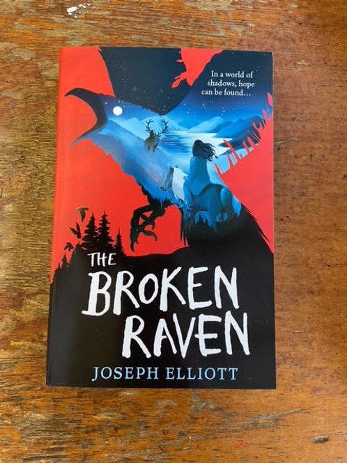 The Broken Raven | Joseph Elliott