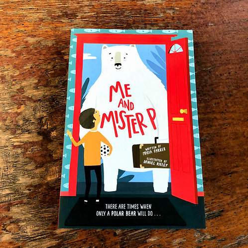 Me and Mister P | Maria Farrer