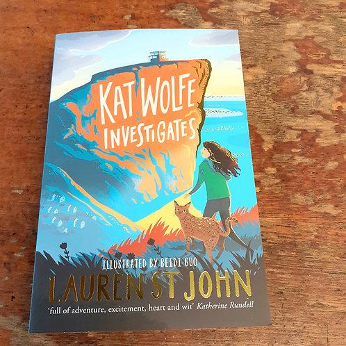 Kat Wolfe Investigates | Lauren St John