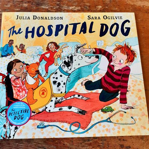 Hospital Dog | Julia Donaldson