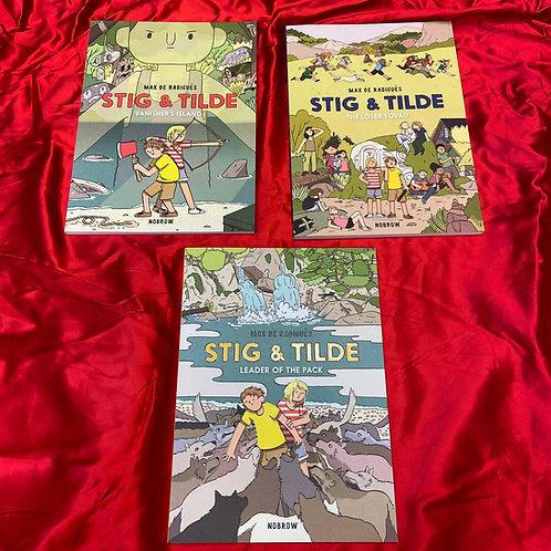 Stig and Tilde | Max De Radigues