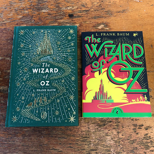 Wizard of Oz | Frank Baum