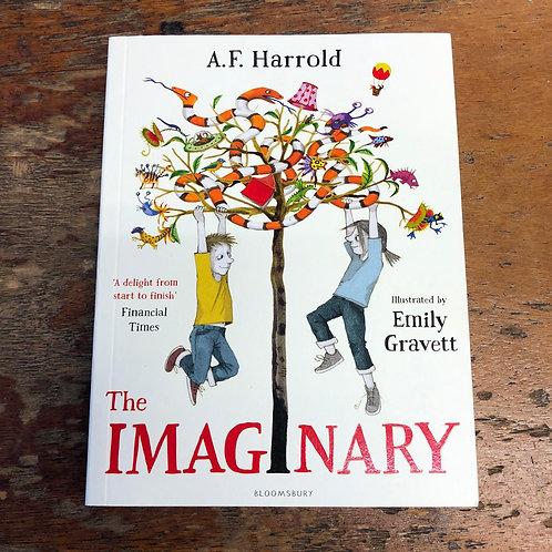 Imaginary | AF Harrold