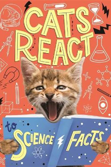 Cats React to Science Facts   Izzy Howell