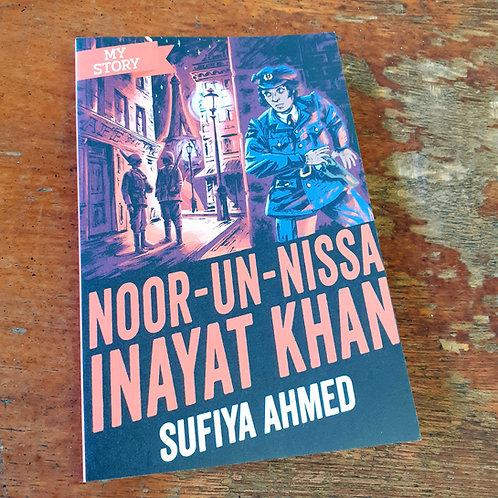 Noor Un Nissa Inayat Khan - Sufiya Ahmed