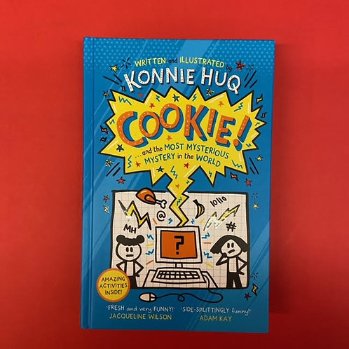 Cookie and the Most Mysterious Mystery in the World | Konnie Huq