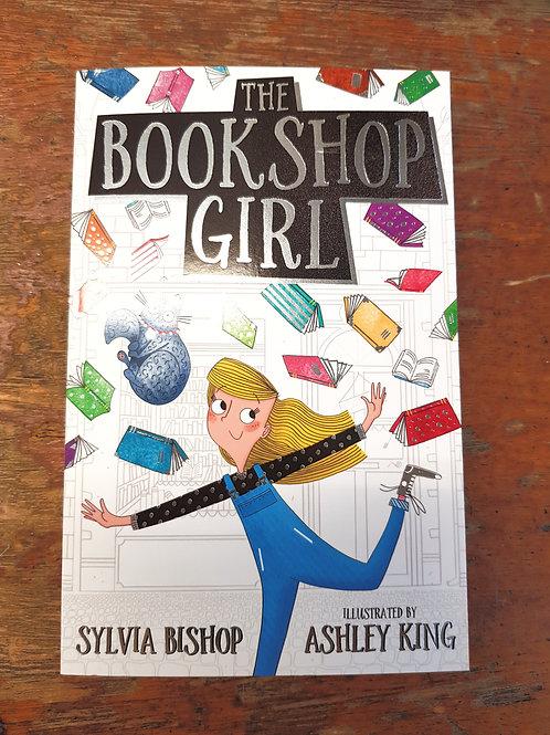 Bookshop Girl | Sylvia Bishop and Ashley King