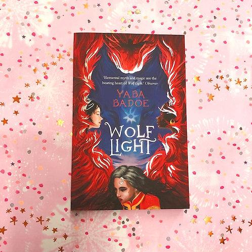 Wolf Light | Yaba Badoe
