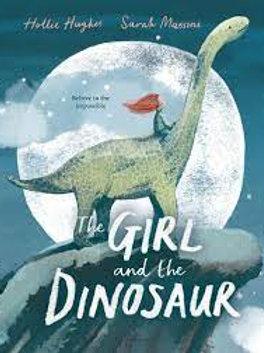 The Girl and the Dinosaur |  Hollie Hughes & Sarah Massini