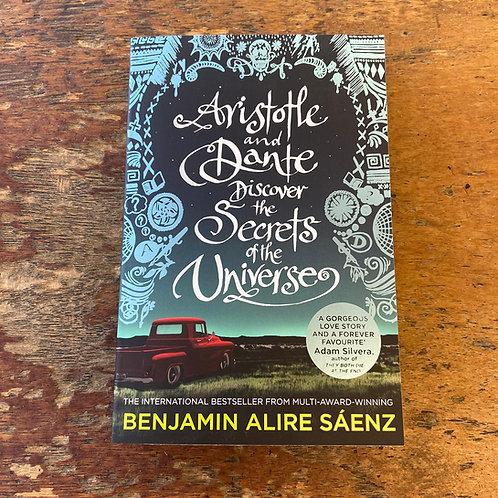 Aristotle and Dante Discover the Secrets of the Universe | Benjamin Alire Saenz