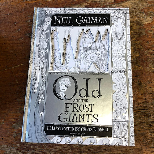 Odd and the Frost Giants | Neil Gaiman and Chris Riddell